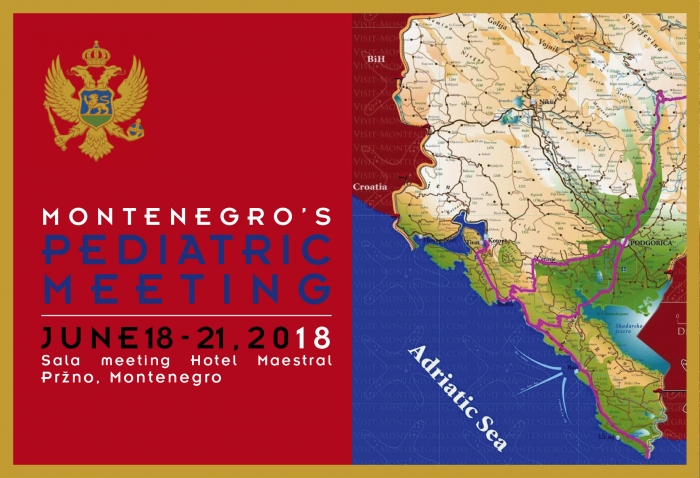 MONTENEGRO'S PEDIATRIC MEETING