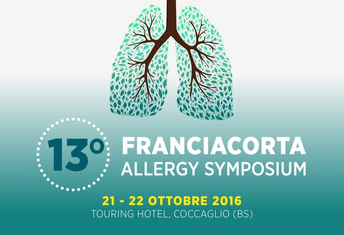 13° FRANCIACORTA ALLERGY SYMPOSIUM