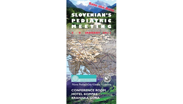 SLOVENIAN´S PEDIATRIC MEETING