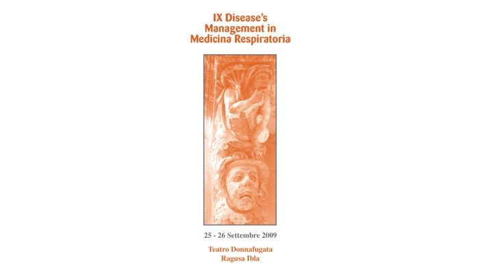 IX DISEASE´S MANAGEMENT IN MEDICINA RESPIRATORIA