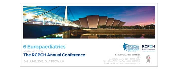 6th EUROPAEDIATRICS - THE ROYAL OF PAEDIATRICS COLLEGE AND CHILD HEALTH ANNUAL CONFERENCE
