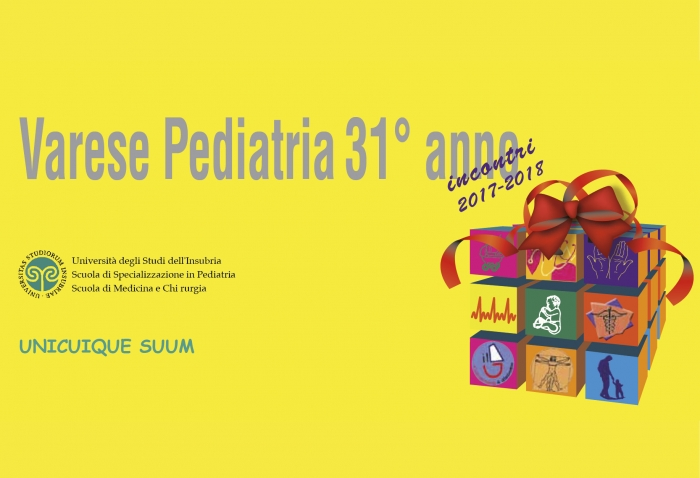 VARESE PEDIATRIA - URGENZE IN PEDIATRIA. IL PRONTO SOCCORSO PEDIATRICO