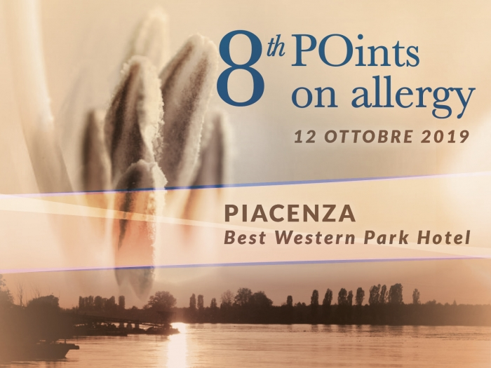 8° POINTS ON ALLERGY