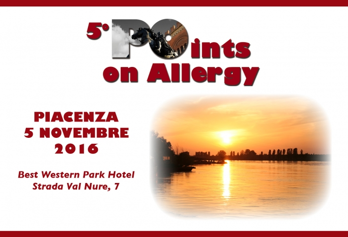 5° POINTS ON ALLERGY