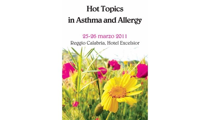 HOT TOPICS IN ASTHMA AND ALLERGY