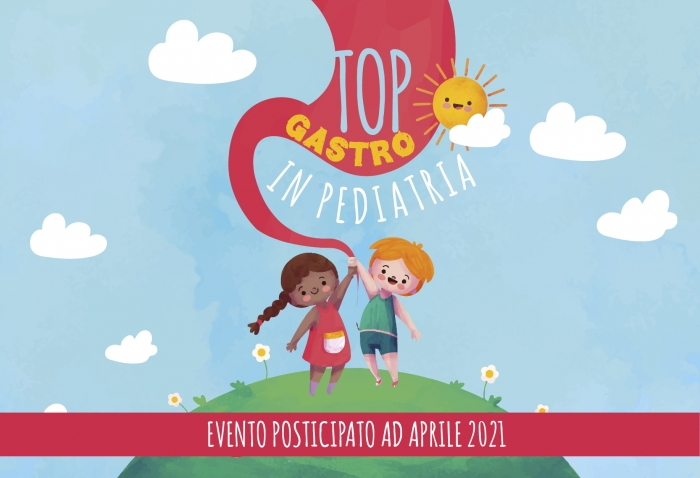 TOP GASTRO IN PEDIATRIA - EVENTO POSTICIPATO