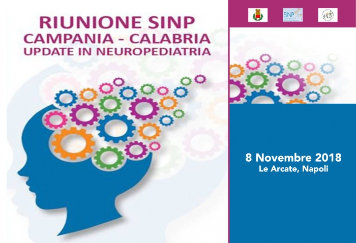RIUNIONE SINP CAMPANIA-CALABRIA UPDATE IN NEUROPEDIATRIA