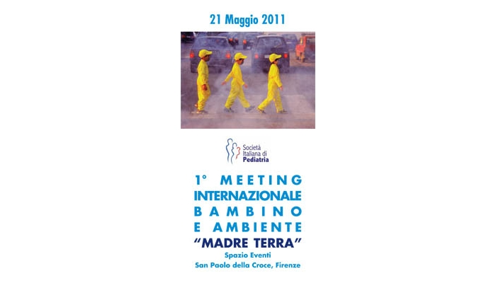 "SIP - 1° MEETING INTERNAZIONALE BAMBINO E AMBIENTE ""MADRE TERRA"""