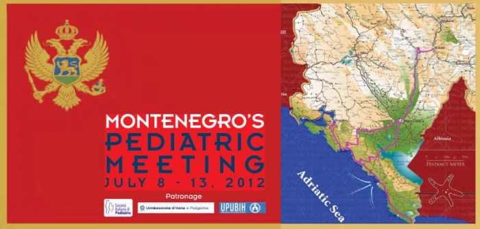MONTENEGRO´S Pediatric Meeting