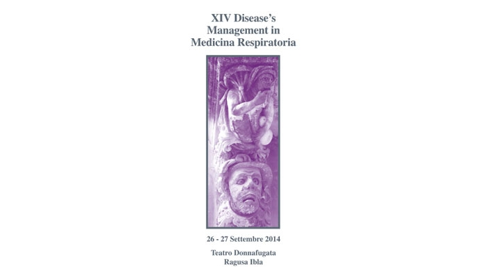 XIV DISEASE'S MANAGEMENT IN MEDICINA RESPIRATORIA