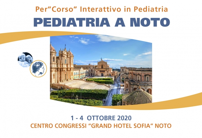 PERCORSO  INTERATTIVO IN PEDIATRIA  PEDIATRIA  A NOTO