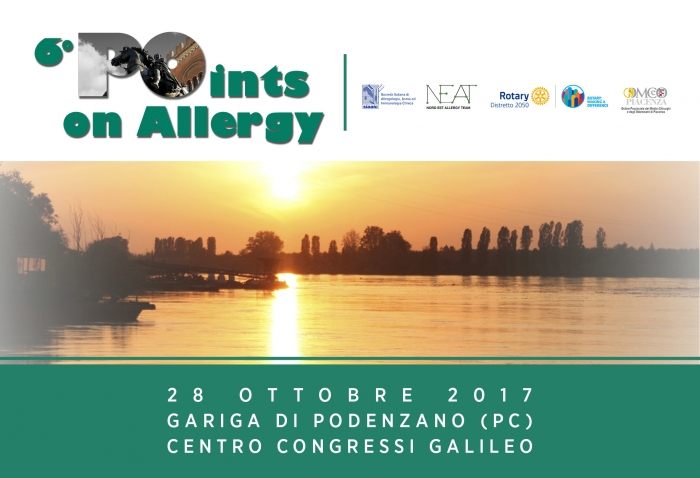 6° POINTS ON ALLERGY