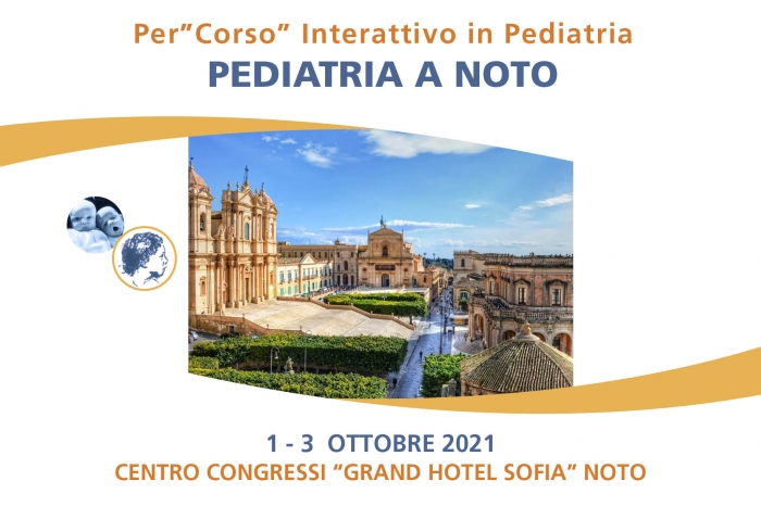 PERCORSO INTERATTIVO IN PEDIATRIA - PEDIATRIA A NOTO