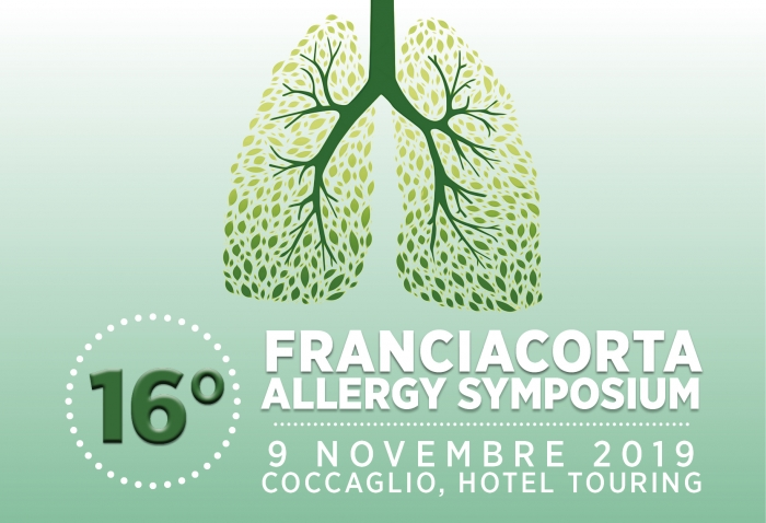 16° FRANCIACORTA ALLERGY SYMPOSIUM