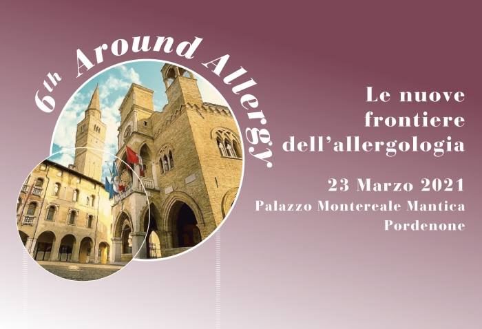 6th Around Allergy - Le nuove frontiere dell allergologia
