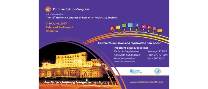 8° Europaediatrics Congress