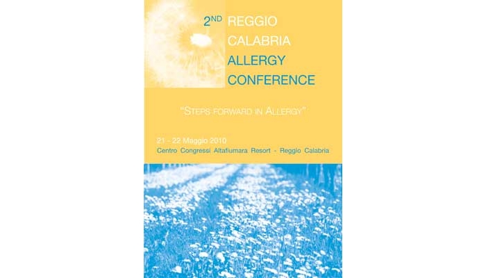 2nd REGGIO CALABRIA ALLERGY CONFERENCE