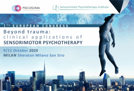 1 TH EUROPEAN CONGRESS - Beyond trauma: clinical applications of Sensorimotor Psychotherapy